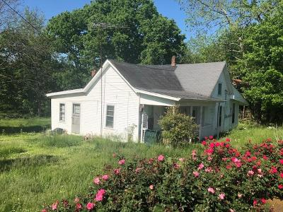 Dickson Single Family Home For Sale: 602 W Walnut St