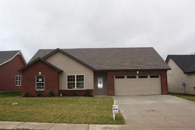 Clarksville TN Single Family Home Active - Showing: $159,900
