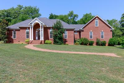 Christiana Single Family Home For Sale: 10360 New Zion Rd