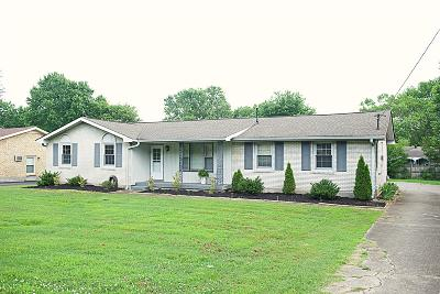 Hendersonville Single Family Home Active - Showing: 196 Wessington Pl