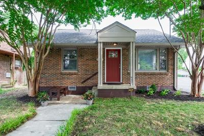 Nashville Single Family Home Active - Showing: 937 Fatherland St