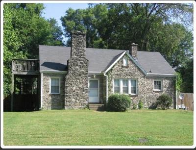 Davidson County Single Family Home Active - Showing: 955 E Draughon Ave.