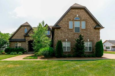 Gallatin Single Family Home For Sale: 1673 Foxland Blvd