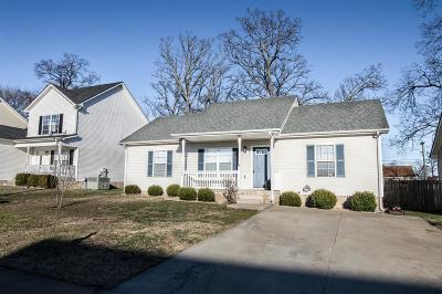 Christian County, Ky, Todd County, Ky, Montgomery County Rental Active - Showing: 3425 Foxrun Ln