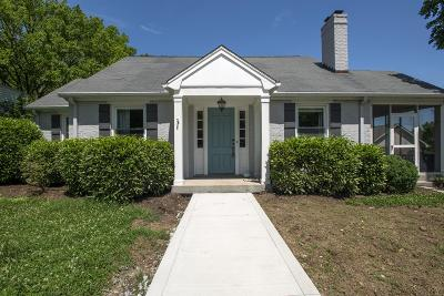 Nashville Single Family Home Active - Showing: 3503 General Hood Trl