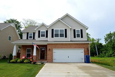 Christian County, Ky, Todd County, Ky, Montgomery County Rental Active - Showing: 831 Cherry Blossom Lane