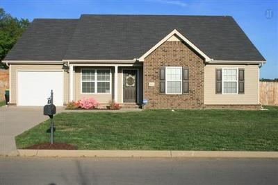 Spring Hill Single Family Home Active - Showing: 1011 Timbervalley Way
