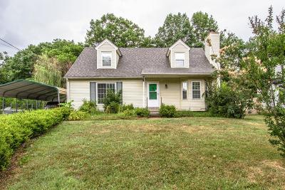 Lavergne Single Family Home Under Contract - Not Showing: 138 Brookridge Dr