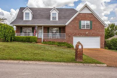 Williamson County Single Family Home Active - Showing: 2832 Candlewicke Dr