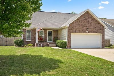 Clarksville Single Family Home Active - Showing: 1556 Tylertown Rd