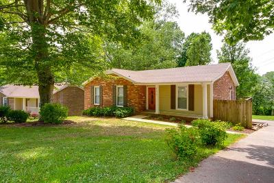 Clarksville Single Family Home For Sale: 814 Margret Dr