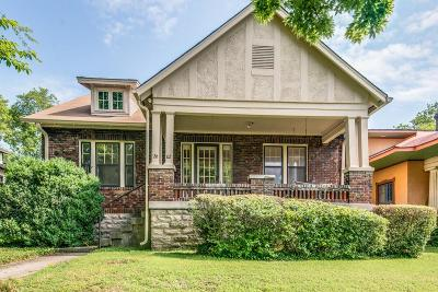 Nashville Single Family Home Active - Showing: 2602 Essex Pl