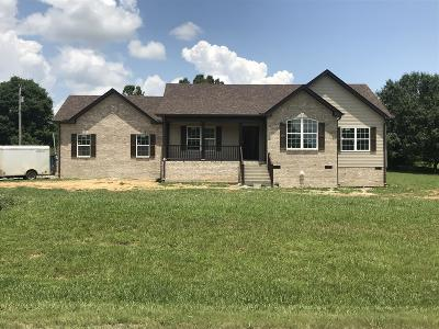 Robertson County Single Family Home Under Contract - Not Showing: 3674 Apache Drive