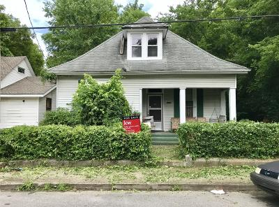 Nashville Single Family Home Active - Showing: 1818 12th Avenue North