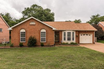 Hendersonville Single Family Home Active - Showing: 112 Candle Wood Dr
