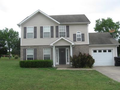 Murfreesboro Single Family Home Active - Showing: 5162 Morgan Taylor Dr
