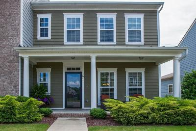 Williamson County Condo/Townhouse Active - Showing: 2044 Hemlock Dr
