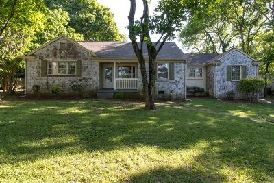 Davidson County Single Family Home Active - Showing: 105 A W Tyne