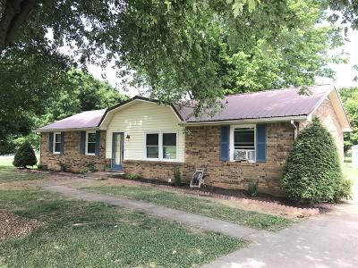Clarksville Single Family Home For Sale: 2142 Old Russellville Pike