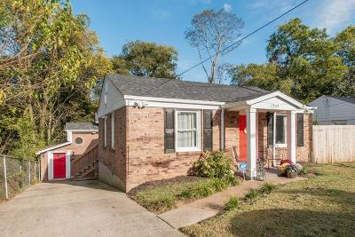 Nashville Single Family Home Active - Showing: 904 42nd Ave N