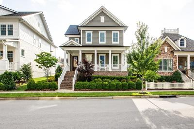 Franklin Single Family Home Under Contract - Showing: 308 Fitzgerald St