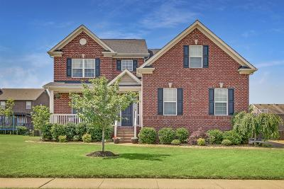 Spring Hill Single Family Home For Sale: 3005 Langston Place