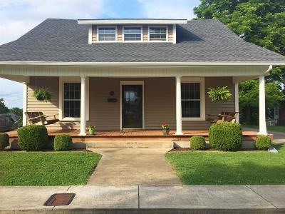 Dickson Single Family Home Active - Showing: 205 Murrell St