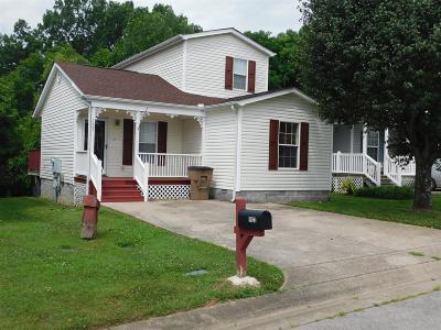 Davidson County Single Family Home Active - Showing: 1022 Brittany Park Dr
