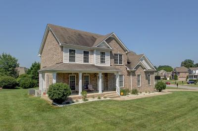 Christian County, Ky, Todd County, Ky, Montgomery County Single Family Home Active - Showing: 226 Cullom Way