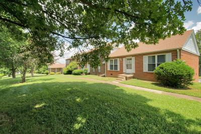 Nashville Condo/Townhouse Active - Showing: 445 Huntington Ridge Dr