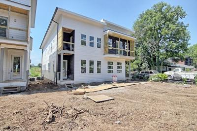 Nashville Single Family Home Active - Showing: 523 A Moore