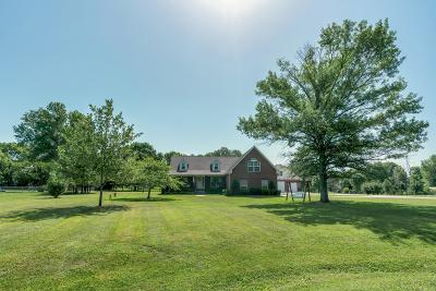 Mount Juliet Single Family Home For Sale: 611 Jefferson Dr