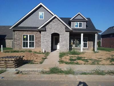 Christian County, Ky, Todd County, Ky, Montgomery County Single Family Home Active - Showing: 36 Village Terrace