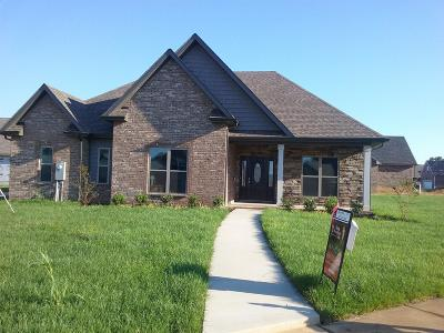 Clarksville Single Family Home Under Contract - Showing: 37 Village Terrace