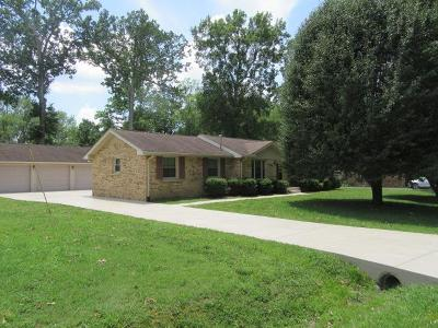 Robertson County Single Family Home Under Contract - Not Showing: 2513 Holman Ln