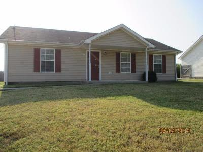 Christian County, Ky, Todd County, Ky, Montgomery County Rental Active - Showing: 457 Caney Lane