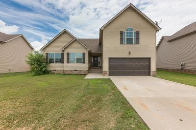 Christian County, Ky, Todd County, Ky, Montgomery County Single Family Home Active - Showing: 567 Tracy Ln