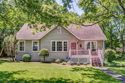 Nashville Single Family Home Active - Showing: 2009 24th Ave S