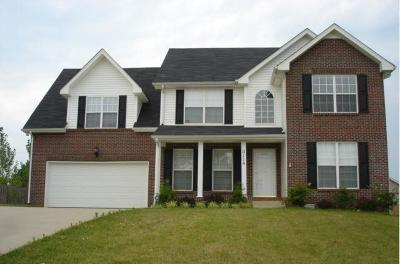 Christian County, Ky, Todd County, Ky, Montgomery County Rental Active - Showing: 3118 Westchester Drive