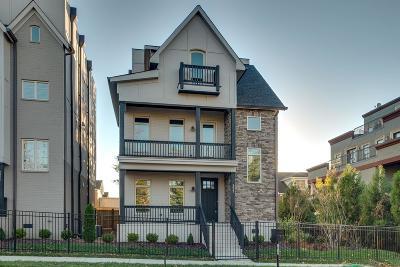 Nashville Single Family Home For Sale: 2037 Overhill Dr
