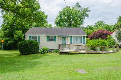 Nashville Single Family Home Active - Showing: 3701 Sentinel Dr