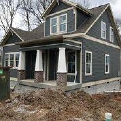 Nashville Single Family Home Active - Showing: 3307 Windsor Ave