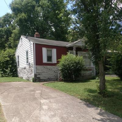 Nashville Single Family Home Active - Showing: 1007 42nd Ave N