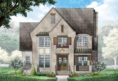 Franklin Single Family Home Active - Showing: 1402 Championship Blvd #1718