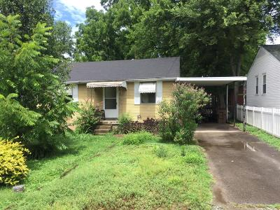 Nashville Single Family Home Active - Showing: 908 Marilyn Rd