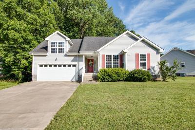 Clarksville Single Family Home Active - Showing: 1024 Fuji Ln