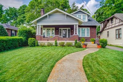 Nashville Single Family Home Active - Showing: 135 Kenner Ave