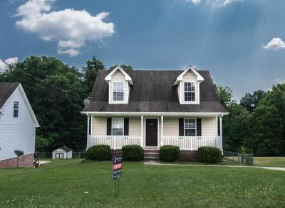 Clarksville Single Family Home Active - Showing: 252 Audrea Ln