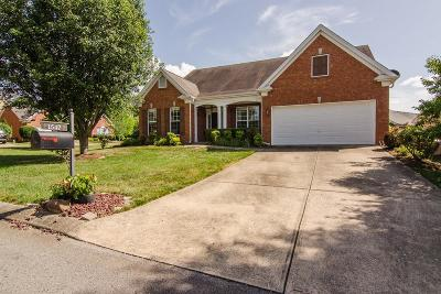 Brentwood Single Family Home Active - Showing: 1547 Indian Hawthorne Ct