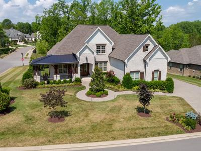 Williamson County Single Family Home Under Contract - Showing: 4101 Katherines Branch Ln